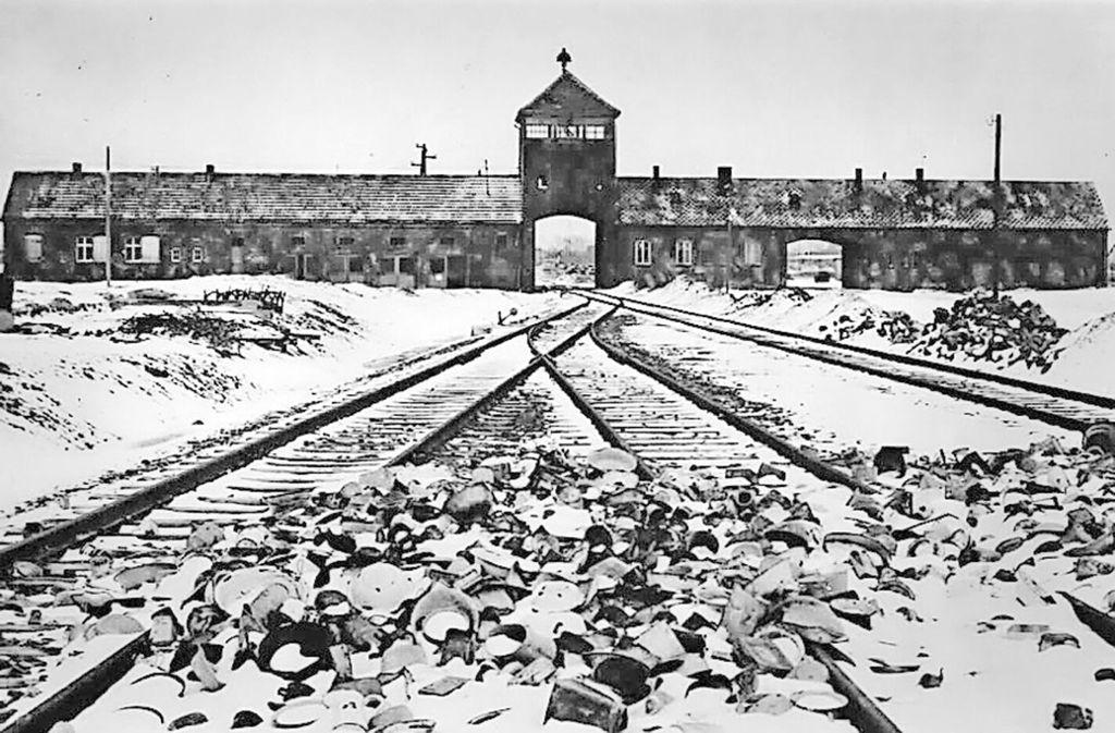 In Auschwitz sind im so genannten Zigeunerlager Tausende Sinti und Roma ermorden worden, auch Sindelfinger. Foto: dpa