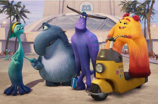 Energiewende bei Pixars Ungeheuern