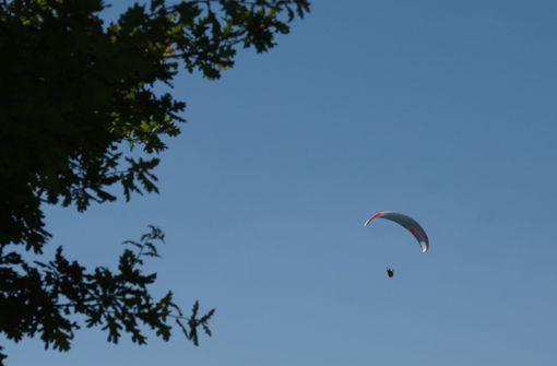 Gleitschirmflieger stirbt bei Absturz in Österreich