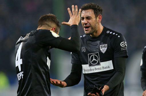 """VfB-Stürmer größer als Joaquin Phoenix: """"Ali G ist der beste Joker!"""""""