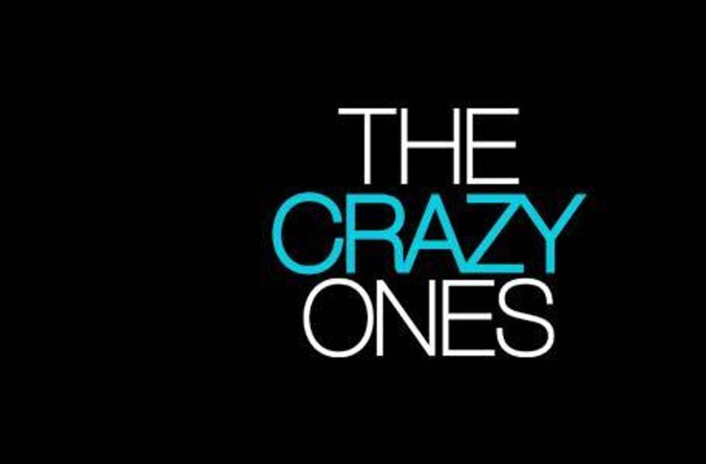 """Bild: The Crazy Ones (""""Die Verrückten"""") - Logo einer US-Fernsehserie Foto: Wikipedia"""