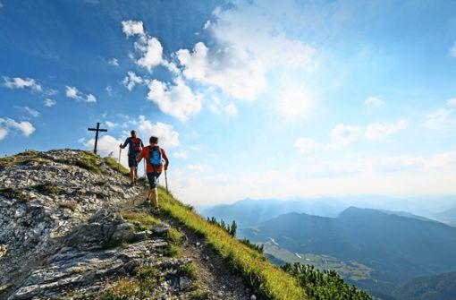 Wie Urlauber die Berge schützen können