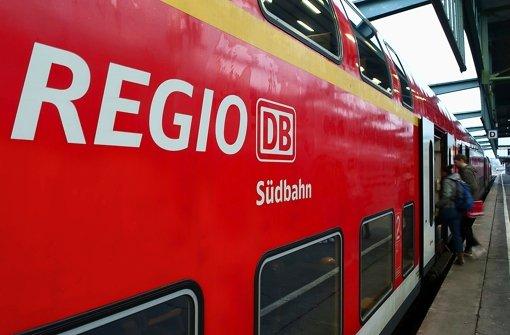Der Regionalverkehr der Deutschen Bahn wird mit staatlichen Mitteln finanziert, die  schließlich teilweise im Konzerngewinn landen. Foto: dpa
