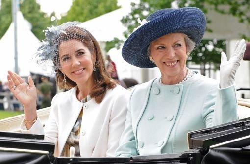 Prinzessin Mary eröffnet CHIO-Reitturnier in Aachen