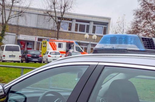 Streit unter Schülern mit Messer – Polizei nimmt Jungen fest