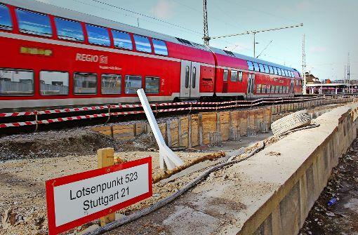 Streit um Schienenengpass im Norden