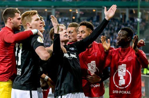 RB Leipzig reist nach Sieg gegen HSV nach Berlin