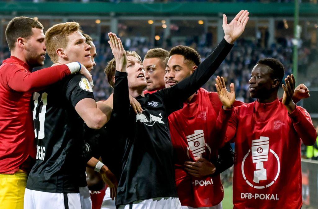 Berlin Pokal Fußball