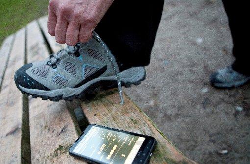 Laufstrecken fürs Smartphone