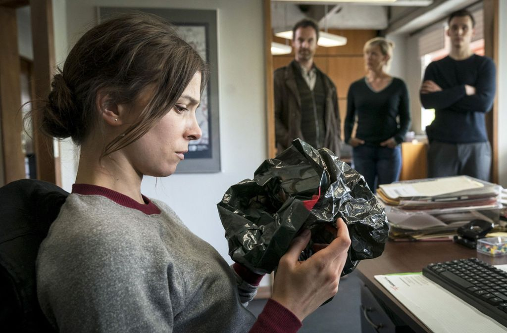 """Der """"Tatort"""" wurde diesmal in einer Dortmunder Klinik gedreht. Foto: WDR"""