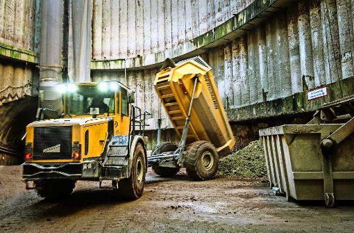 Die Bauarbeiten für die beiden Tunnelröhren vom Hauptbahnhof nach Feuerbach laufen weiter. Foto: Lichtgut/Max Kovalenko