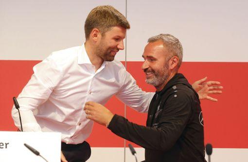 Warum der VfB jetzt vor allem eine fußballerische Identität braucht