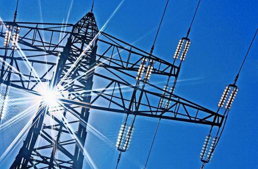 Der Strom kommt unter die Erde