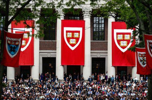 Ausländern droht an US-Universitäten Ausweisung