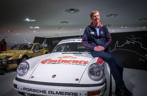 Warum Walter Röhrl immer noch Spaß am Autofahren hat