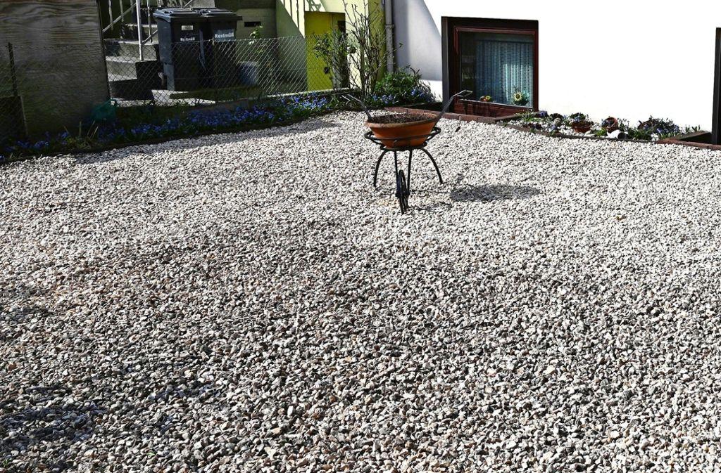 Gerade Vorgärten und kleine Grünflächen haben eine besondere Bedeutung für die Artenvielfalt in der Stadt, sagt der Nabu. Foto: dpa