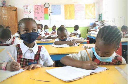 Warum die Maske nicht vor Armut schützt