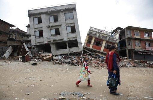 Fellbacher Familie will Opfern in Boudha helfen