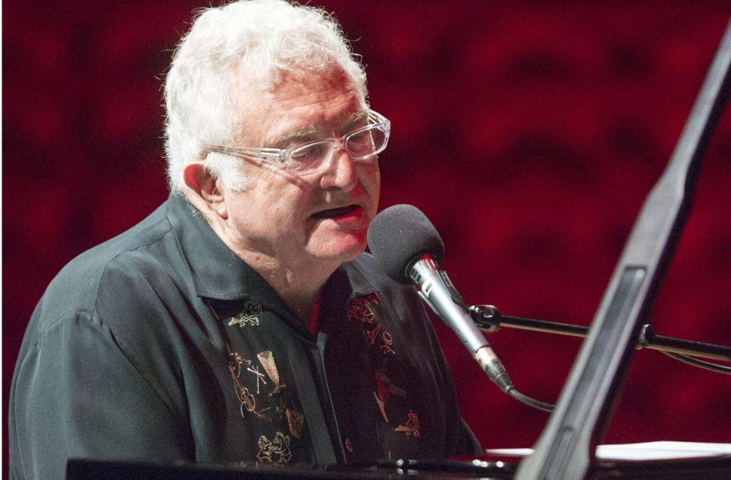 Randy Newman, hier bei einem Konzert in Luzern vor einigen Jahren Foto: dpa/Sigi Tischler