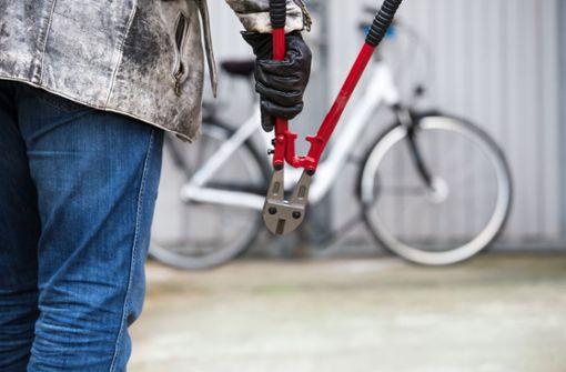 Dutzende Fahrräder in Degerloch gestohlen