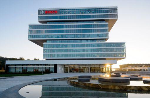 Bosch reduziert in Renningen und Leonberg