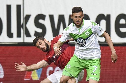 VfB verliert in Wolfsburg und steigt ab
