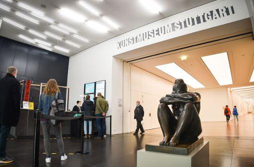 Mit dem Einzelhandel sollen auch Museen wieder  öffnen