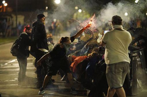 Erneut Proteste im amerikanischen Kenosha