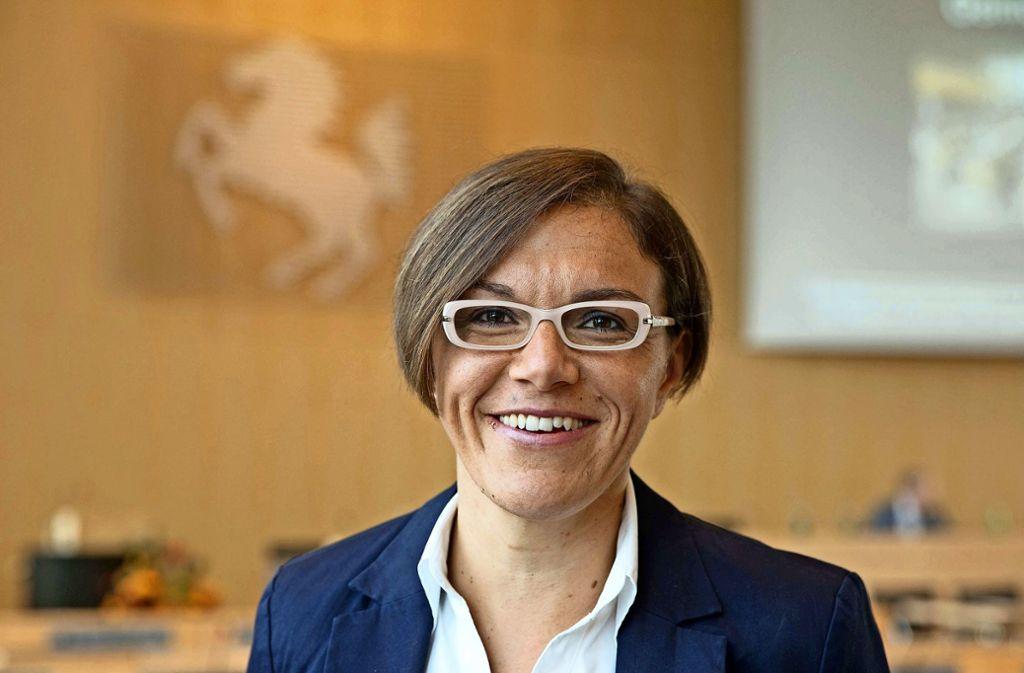 Mina Smakaj wurde Ende Oktober vom Gemeinderat zur neuen Bezirksvorsteherin gewählt. Sie ist damit die Nachfolgerin von Wolfgang Stierle. Foto: Lichtgut/Leif Piechowski