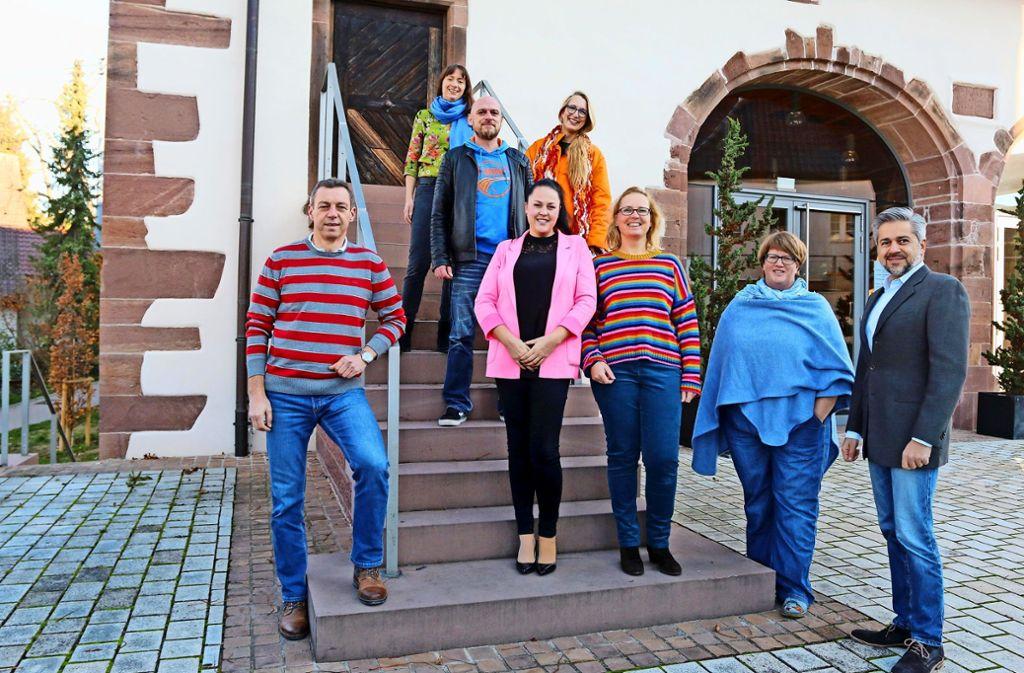 BUNT heißt die neue Wählerinitiative in Friolzheim. Foto: Andreas Gorr