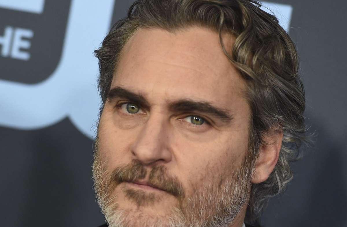 Joaquin Phoenix soll den französischen Kaiser spielen – unter der Regie von Ridley Scott. Foto: dpa/Jordan Strauss