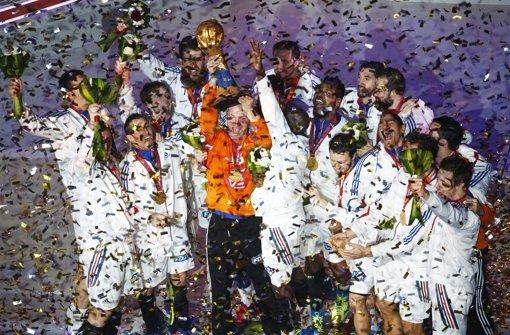 Frankreich ist Handball-Weltmeister