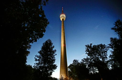 OB Nopper beginnt Amtszeit mit positiver Fernsehturm-Nachricht