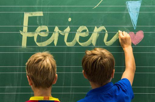 Ferien als Problem für Schüler?