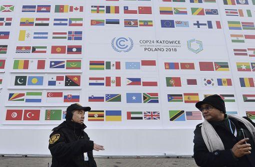 Das müssen Sie zum UN-Gipfeltreffen in Katowice wissen