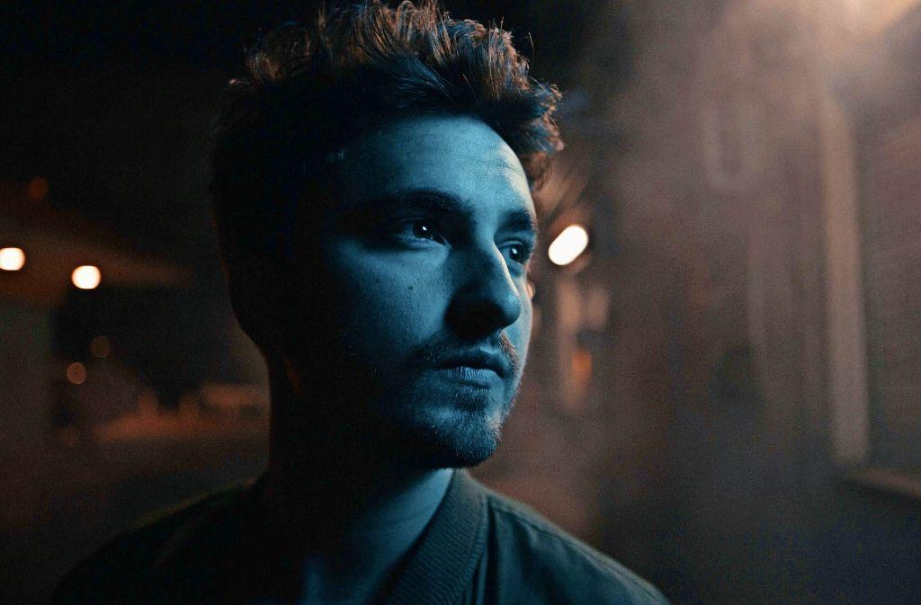 """Philipp Dittberner macht Popmusik. Bekannt ist sein Lied """"Wolke 4"""". Foto: z/S. Schaller"""