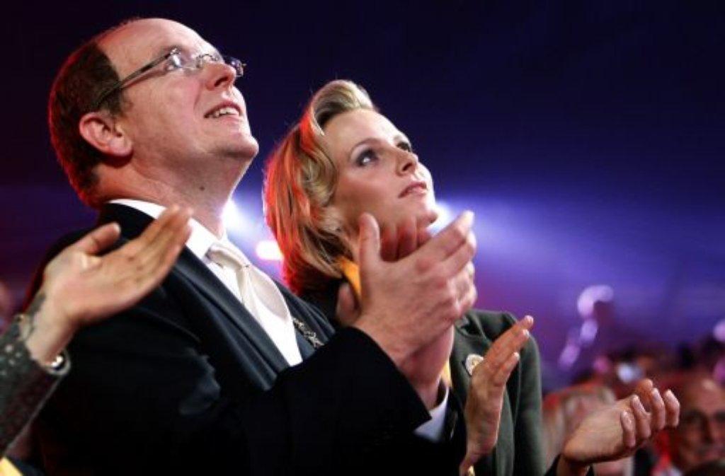 Jahrelang hat sie geduldig gewartet, jetzt ist Charlene Wittstock am Ziel ihrer Wünsche; am 2. Juli wird sie die Frau von Fürst Albert von Monaco. Foto: AP