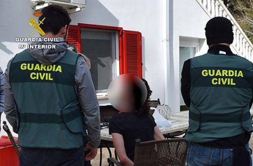 Deutscher Neonazi auf Mallorca festgenommen