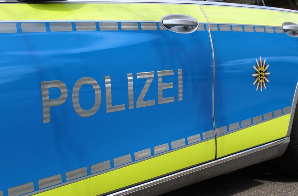 Die Polizei erwischte den Tatverdächtigen, kurz nachdem er geflüchtet war. (Symbolbild) Foto: Jacqueline Fritsch
