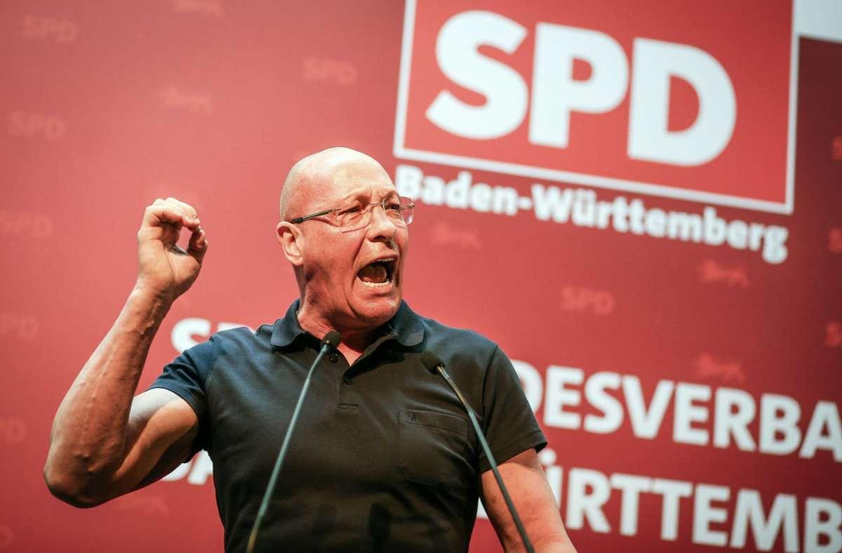 Uwe Hück sorgt in der SPD für mächtig Wirbel. (Archivbild) Foto: dpa/Christoph Schmidt