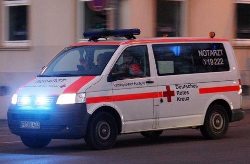Trockner brennt: 14 Leichtverletzte