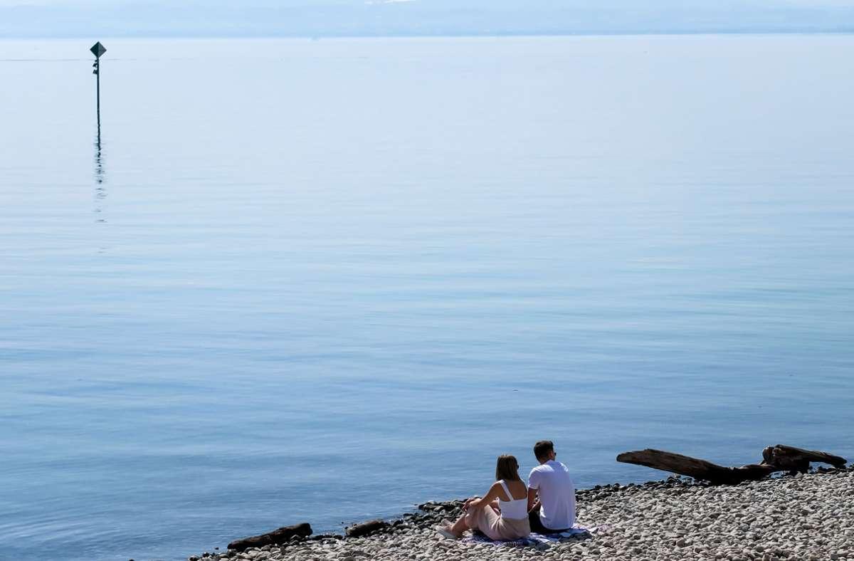 Auf dem Bodensee wird die Schifffahrt weiterhin eingeschränkt. (Archivbild) Foto: Max Kovalenko/Max Kovalenko