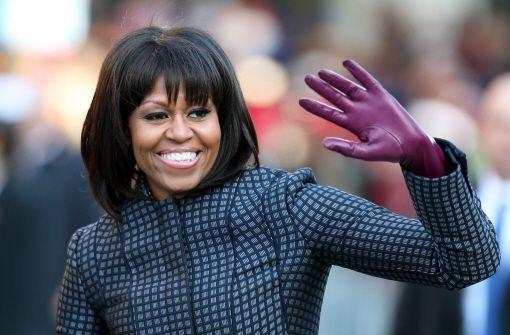 """""""Michelle sieht klasse aus"""""""