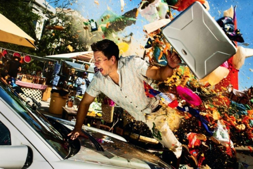 Mark Wahlberg darf kampftaugliche Fitness beweisen. Foto: Paramount Pictures