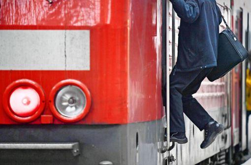 Die Suche nach Ersatz-Lokführern zieht sich hin