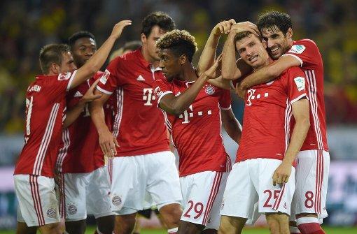 FC Bayern holt ersten Titel der Saison