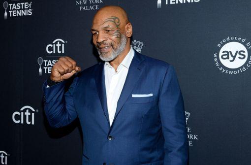 Mike Tyson ärgert sich über geplante Mini-Serie