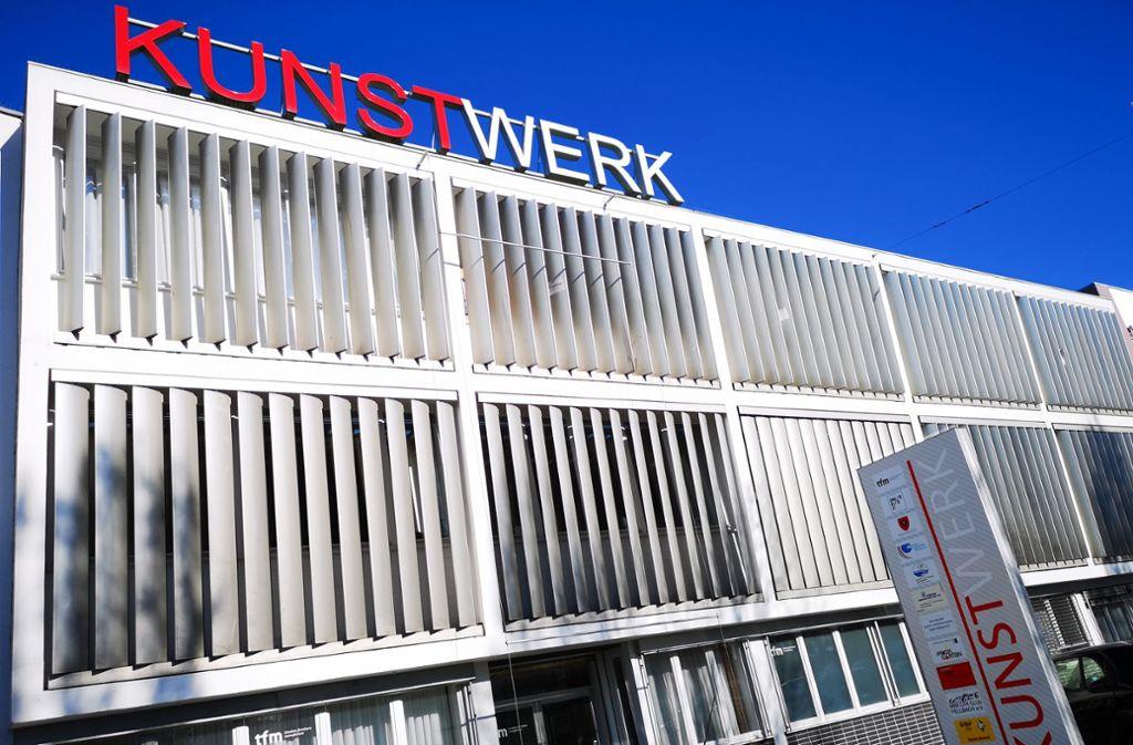 Das Kunst-Werk Gebäude an der Schorndorfer Straße in Fellbach. Foto: Patricia Sigerist