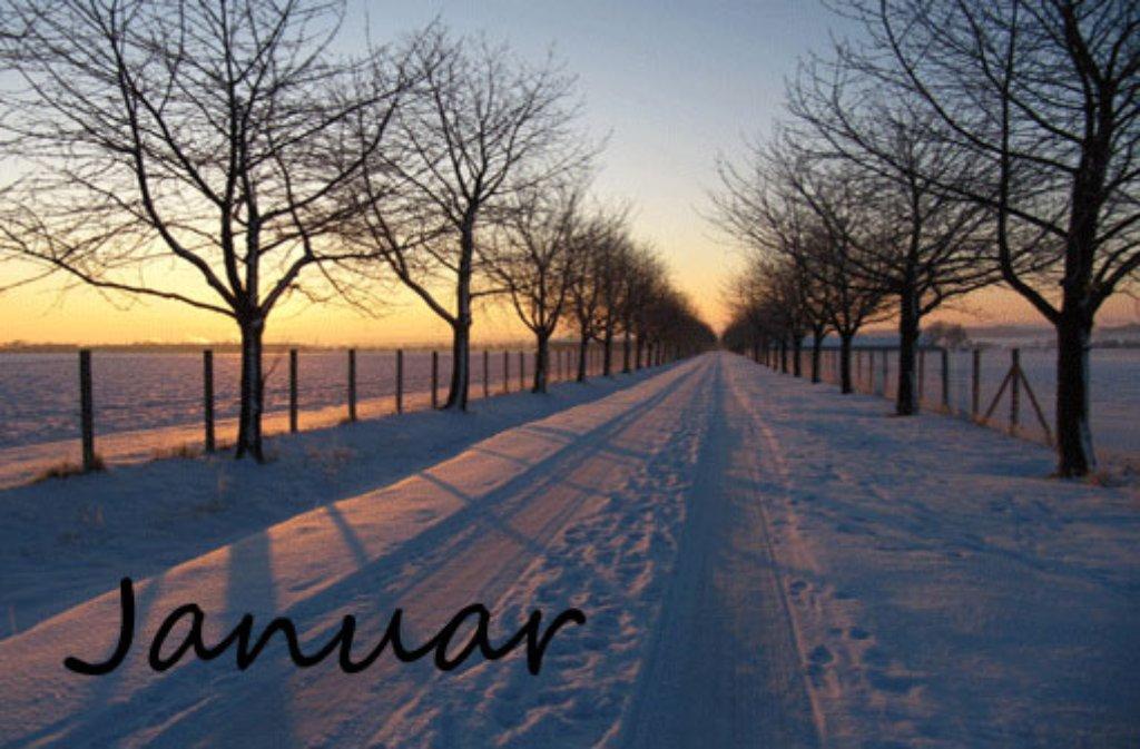 Das Jahr 2015 aus Stuttgarter Sicht - unser lokaler Jahresrückblick beginnt mit den Monaten Januar, Februar und März. Foto: Leserfotograf remstal-knipser