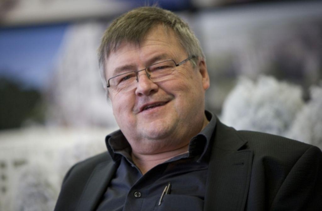 Matthias Hahn bleibt Baubürgermeister der Landeshauptstadt. Foto: Archiv